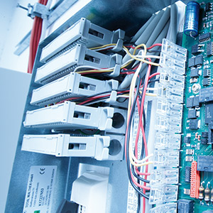 Elektroinstallation Stromanschluss